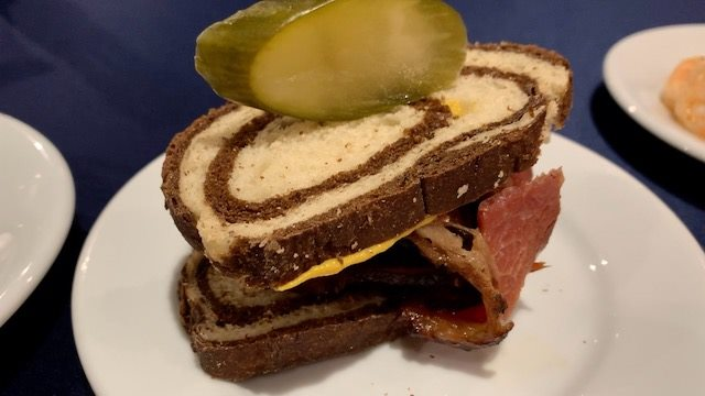 Epcot Holiday pastrami