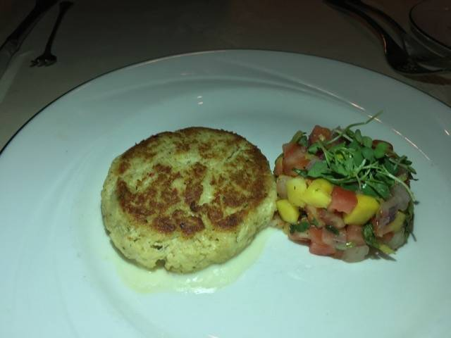 Jacks Place crabcake