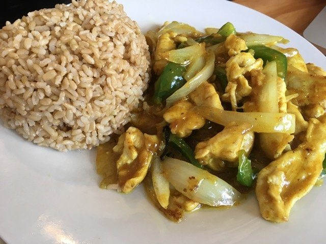 Peters Chinese curry