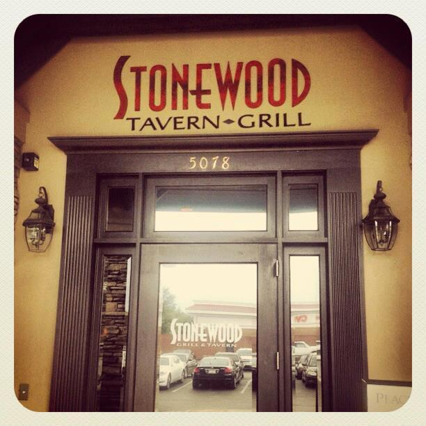 Stonewood grill dr phillips