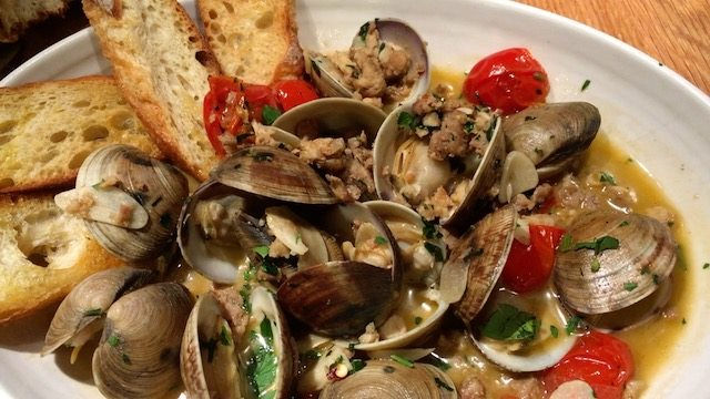 Terralina clams