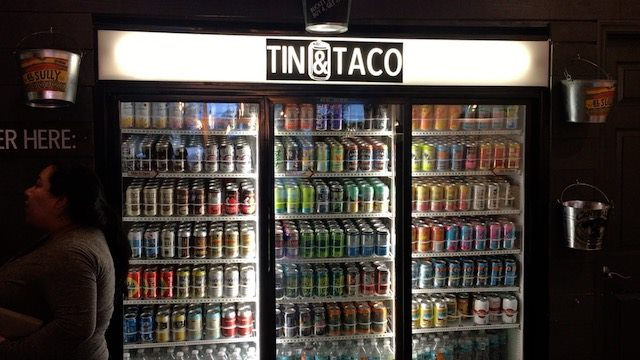 Tin and Taco case