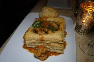 Be Our Guest puff pastry