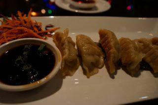 Blue elephant dumplings