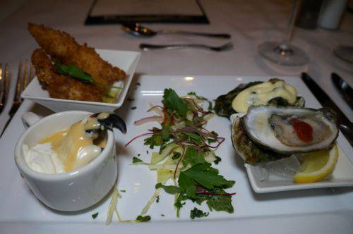 Johnnies oysters
