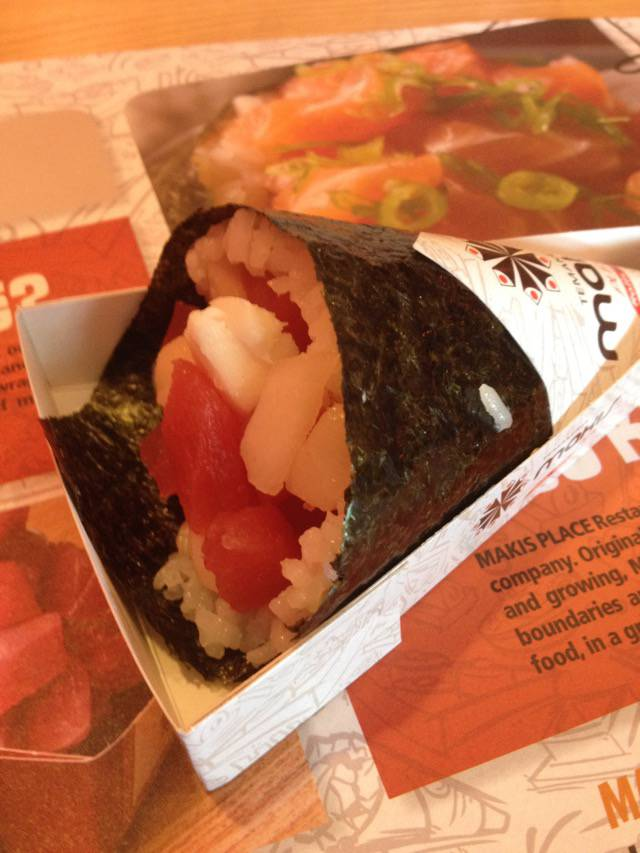 Makis Place temaki