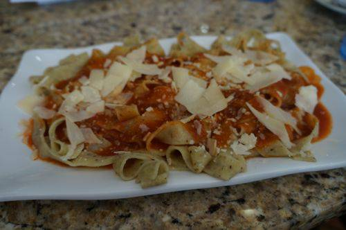 Trevi pappardelle