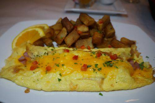 cloclo omelet